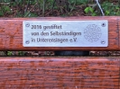 Rundwanderweg Einweihung 16.04.16